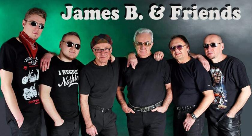 James B. & Friends w Zgrzycie